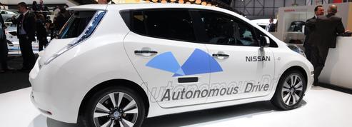 Londres veut faire rouler des voitures autonomes dès 2021