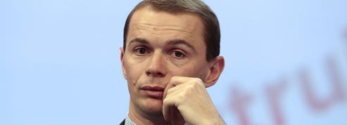 Le député PS Olivier Dussopt pressenti pour entrer au gouvernement