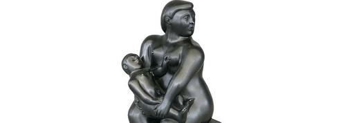 Le bronze de Botero volé découvert chez une figure du tribunal de Bobigny