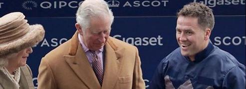 Michael Owen devient jockey et brille pour sa première course