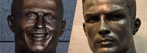Cristiano Ronaldo a un nouveau buste (réussi) en son honneur