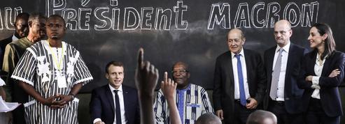 Macron accusé d'avoir commis une bourde diplomatique au Burkina Faso