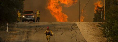 En Californie, les incendies progressent encore