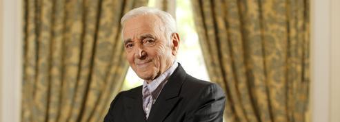 Charles Aznavour:«J'espère chanter jusqu'à 100 ans»
