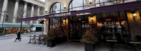 Gastronomie : la vogue russe enflamme Paris