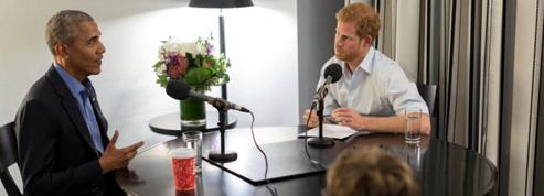 Interviewé par le Prince Harry, Barack Obama critique l'utilisation des réseaux sociaux