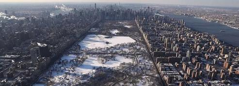 Les images spectaculaires de la vague de froid en Amérique du Nord