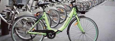 Gobee bike quitte Lille, Reims et Bruxelles