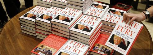 L'éditeur de Fire and Fury ,brûlot sur les coulisses de la Maison-Blanche, dépassé par le succès