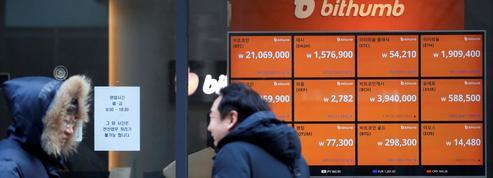 La Corée du Sud veut réglementer les bitcoins