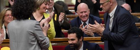 Catalogne : les indépendantistes s'arrogent la présidence du parlement