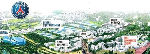 Le PSG a déposé le projet de construction de son nouveau centre d'entraînement