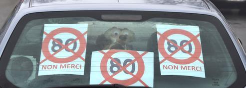80 km/h sur les routes : le débat rebondit au Sénat