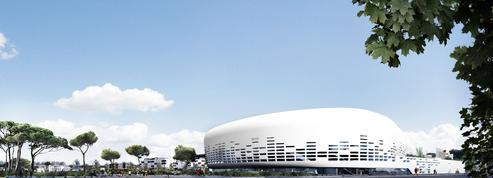 Pour Rudy Ricciotti, l'Arena de Bordeaux est une «œuvre minérale», pas du «bling-bling»