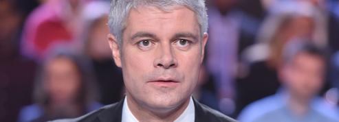 «L'Émission politique» : violente passe d'armes entre Laurent Wauquiez et Alain Minc