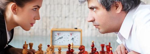 Aux échecs, méfiez-vous des femmes!