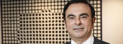 Carlos Ghosn (Festival Automobile International), Pascal Lamy (Brunswick)