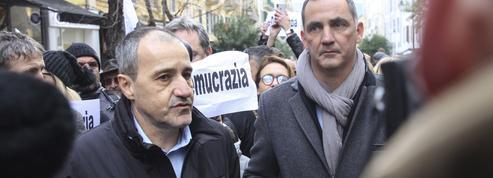 En Corse, une manifestation test pour les nationalistes