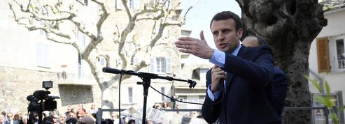 Le déplacement ultrasensible de Macron en Corse
