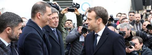 Macron n'est pas prêt à négocier avec les nationalistes corses