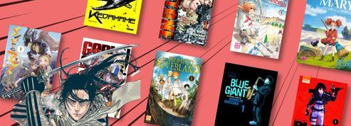 Les mangas les plus attendus de l'année