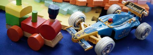Des substances toxiques se cachent dans les jouets