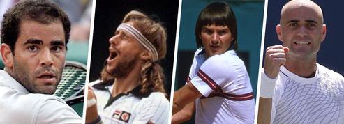 Federer n°1 mondial à 36 ans : à cet âge, que faisaient les autres légendes du tennis ?