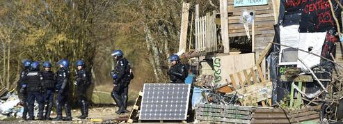 Evacuation de Bure : «Il n'y a plus d'occupant» dans le bois Lejuc