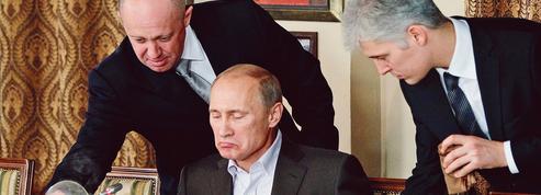 Evgueni Prigozhin, le cuisinier-mercenaire de Vladimir Poutine