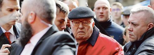 Jean-Marie Le Pen laisse le FN tourner sa page