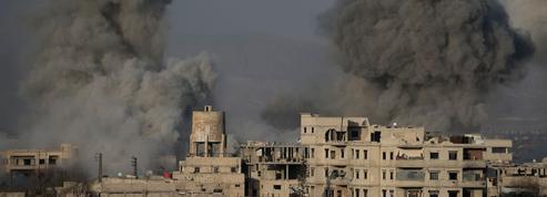 Syrie : Assad déterminé à poursuivre l'offensive dans la Ghouta