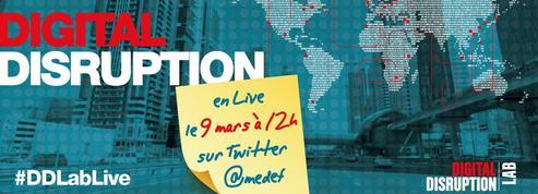 Le show du Medef en direct (à midi) sur Twitter pour parler de transformation digitale