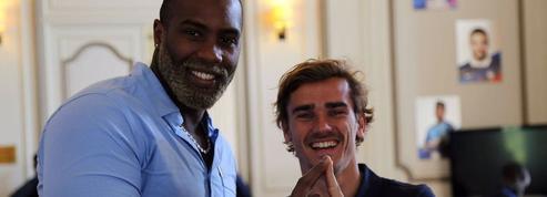 Antoine Griezmann et Teddy Riner sportifs préférés des 7-14 ans en France