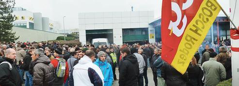 Les syndicats de l'usine de Rodez demandent à Bosch un investissement dans l'essence