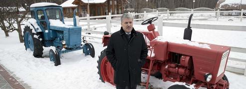Russie : Pavel Groudinine, le millionnaire rouge