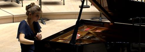 La Française Maroussia Gentet triomphe au 13eConcours international de piano