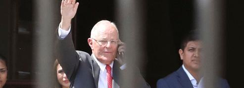 Pérou : le président Pedro Pablo Kuczynski annonce sa démission
