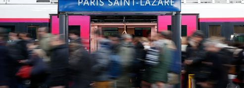 Dans les gares, les voyageurs ont pris leurs dispositions