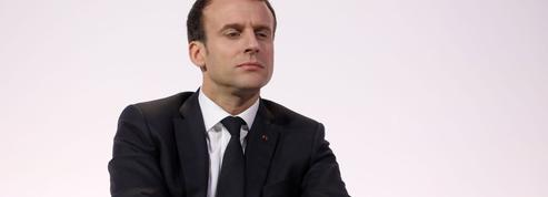 Macron joue son costume de réformateur sur le statut des cheminots