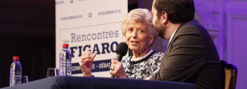 Rencontres du Figaro : Hélène Carrère d'Encausse relie l'Atlantique à l'Oural