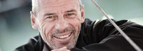 Sébastien Destremau, dernier du Vendée Globe, a remis au pape «la clé des océans»