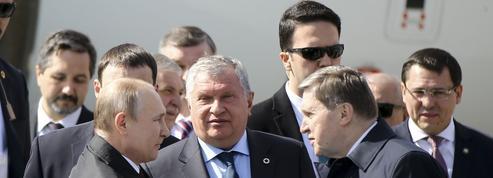 Washington sanctionne les oligarques russes