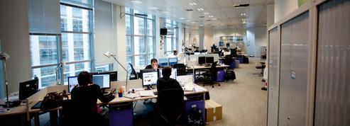 La vie de bureau à l'ère du numérique