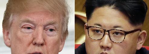 Kim Jong-un évoque pour la première fois un «dialogue» avec Washington