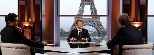 Macron face à Bourdin et Plenel : les cinq échanges les plus tendus