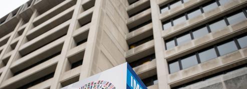 Le FMI relève à 2,1% sa prévision de croissance économique pour la France en 2018