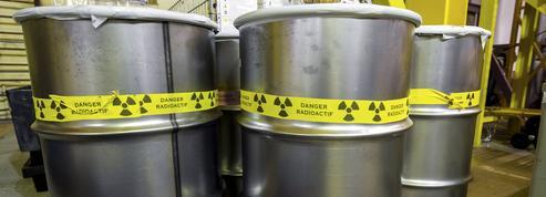 Marcoule: d'encombrants fûts nucléaires