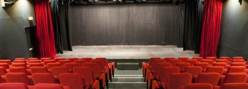Fermeture du théâtre Les Feux de la Rampe à Paris