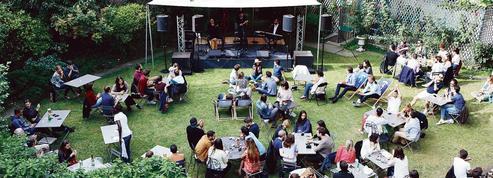 Mona Darlin': des concerts sur l'herbe à Paris