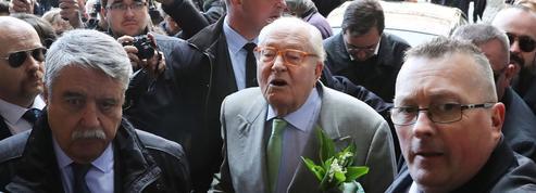 Jean-Marie Le Pen : «Marine est obligée d'être candidate aux européennes»